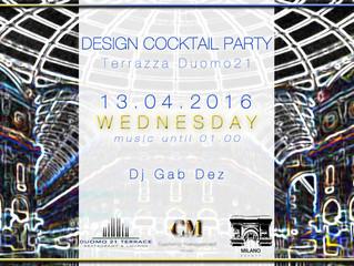 Design Week Parties - 12/17.Aprile.2016