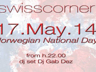 Norwegean National Day Party