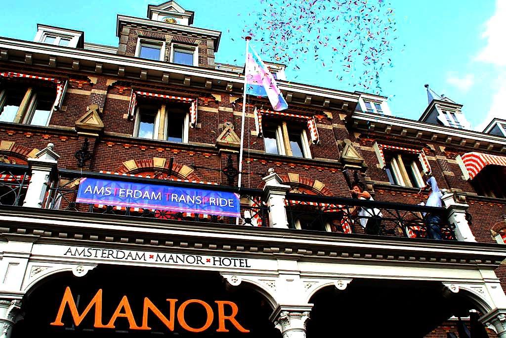 TransPride manor