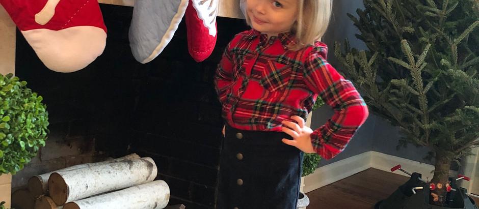 Madeleine's Nutcracker Outfit