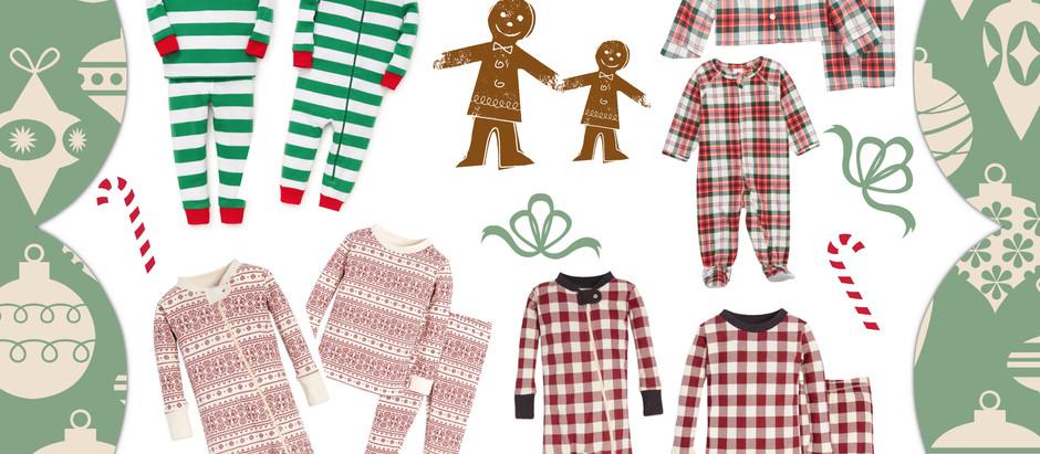 My Favorite Unisex Sibling Christmas Pajamas