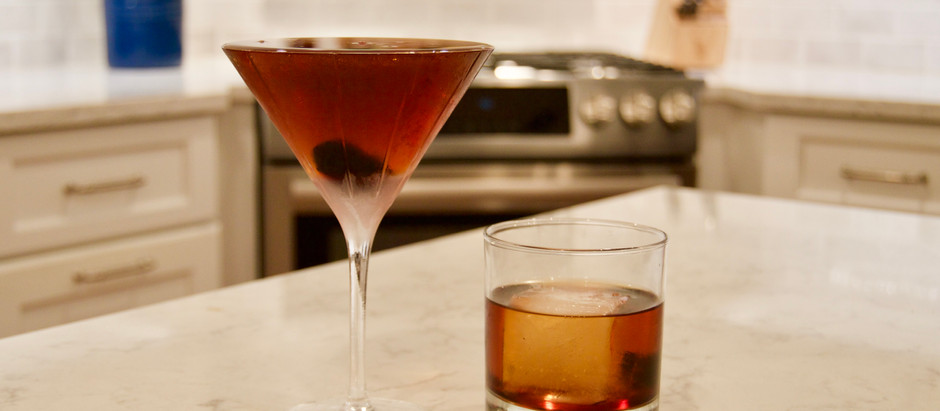 The Perfect Manhattan is Found in New Jersey