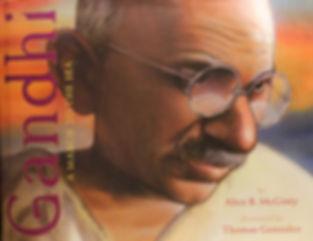 Book - Gandhi.JPG