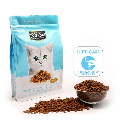 Kit Cat Dry Food Pick of the Ocean (Urinary Care)