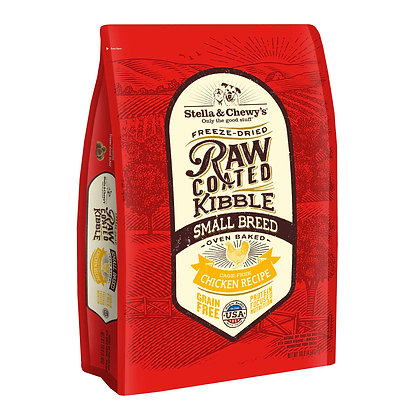 Stella & Chewy's Raw Coated Kibble - Small Breed (Chicken)
