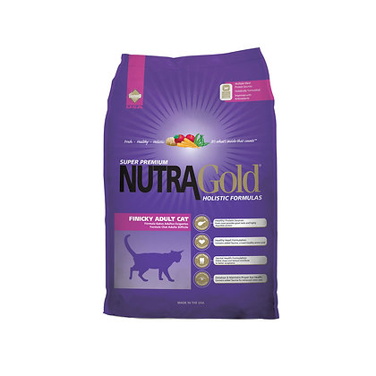 NutraGold Holistic Finicky Dry Cat Food