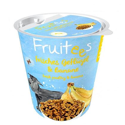 Bosch Finest Snack - Fruitees Fresh Poultry & Banana Dog Treats (200g)