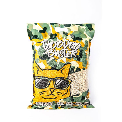 DooDoo Buster Soybean Cat Litter