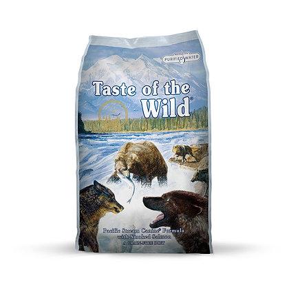 Taste of the Wild Pacific Stream Smoked Salmon Dry Dog Food