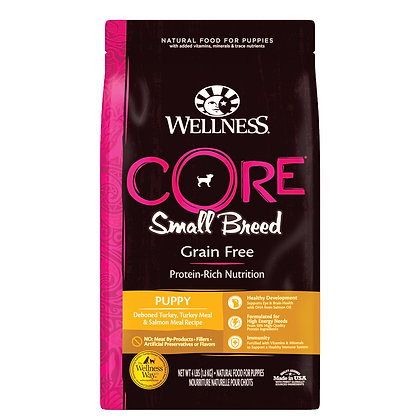 Wellness CORE Grain-Free Small Breed Puppy Dry Dog Food