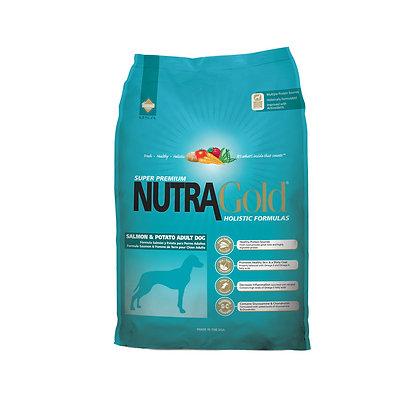 NutraGold Holistic Salmon & Potato Dry Dog Food