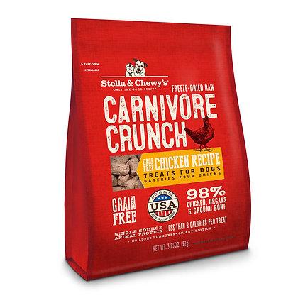 Stella & Chewy's Carnivore Crunch - Chicken 3.25oz