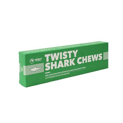 Loyalty Pet Twisty Shark Chews (70g)