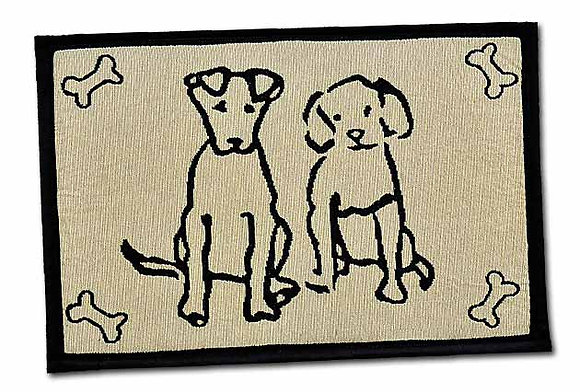 Loving Pets Bella Fashion Dog Mat - Pals