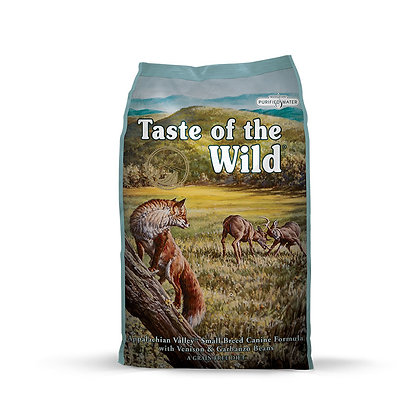 Taste of the Wild Appalachian Valley Small Breed Venison Dry Dog Food