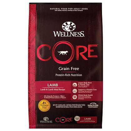 Wellness CORE Grain-Free Lamb Dry Dog Food