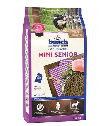 Bosch High Premium Mini Senior Dry Dog Food 2.5kg