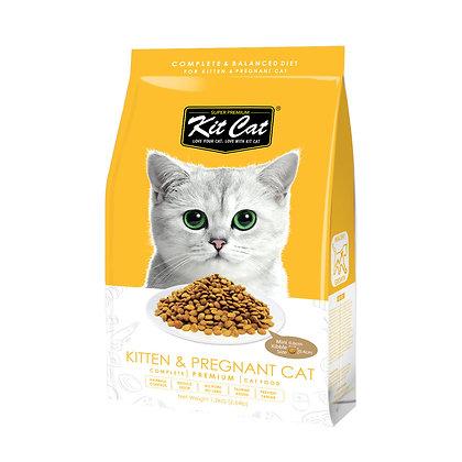Kit Cat Dry Food Kitten & Pregnant Cat