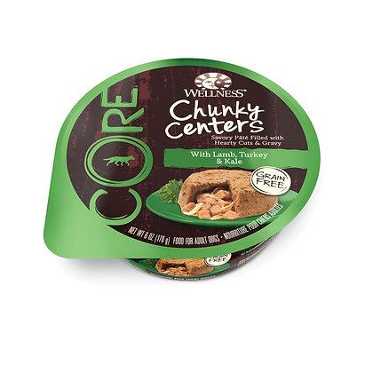Wellness CORE Chunky Centers Lamb, Turkey & Kale Wet Dog Food 6oz