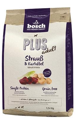 Bosch High Premium Plus Adult Ostrich - Grain Free Dry Dog Food