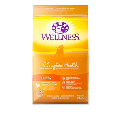 Wellness Complete Health Just For Puppy Dry Dog Food