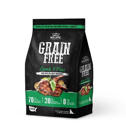 Donate to BFF: Absolute Holistic Grain Free Lamb & Peas Dry Dog Food (22lb)