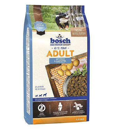 Bosch High Premium Adult Fish & Potato Dry Dog Food