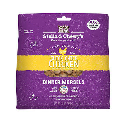 Stella & Chewy's Dinner Morsels - Chick, Chick, Chicken