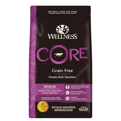 Wellness CORE Grain-Free Senior Dry Dog Food
