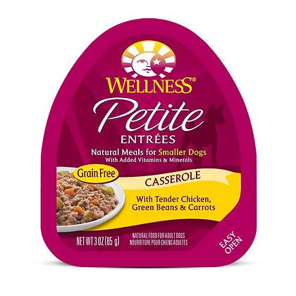 Wellness Petite Entrees Casserole Tender Chicken 3oz