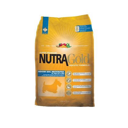 NutraGold Holistic Indoor Dog Micro Bite Dry Dog Food (3kg)