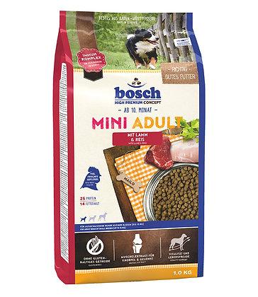 Bosch High Premium Mini Adult Lamb & Rice Dry Dog Food