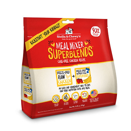 Stella & Chewy's Meal Mixer Superblends - Chicken 16oz