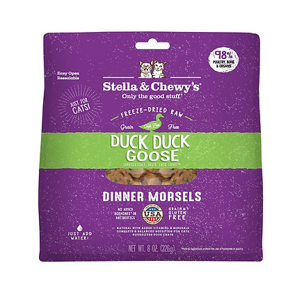 Stella & Chewy's Dinner Morsels - Duck Duck Goose