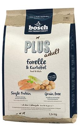 Bosch High Premium Plus Adult Trout & Potato Grain Free Dry Dog Food