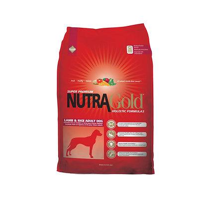 NutraGold Holistic Lamb & Rice Dry Dog Food