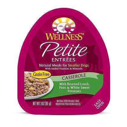 Wellness Petite Entrees Casserole Roasted Lamb 3oz