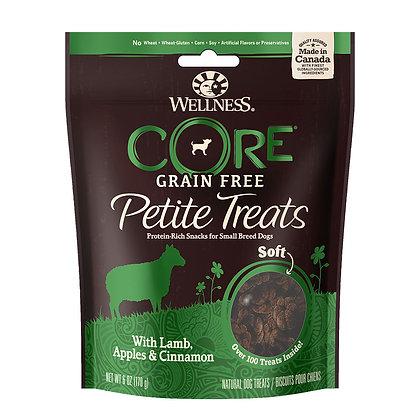 Wellness Petite Treats Lamb, Apples & Cinnamon - Soft Treats 6oz