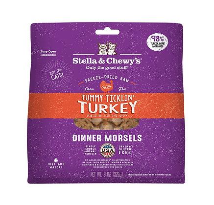 Stella & Chewy's Dinner Morsels - Tummy Ticklin' Turkey