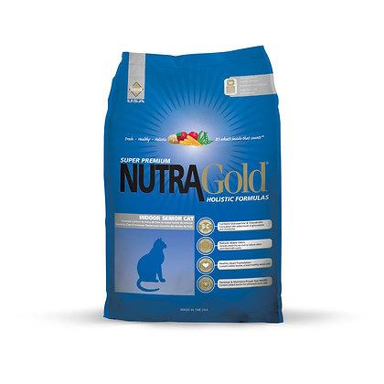 NutraGold Holistic Indoor Senior Dry Cat Food (3kg)
