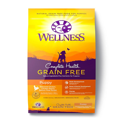 Wellness Complete Health Grain-Free Puppy Dry Dog Food