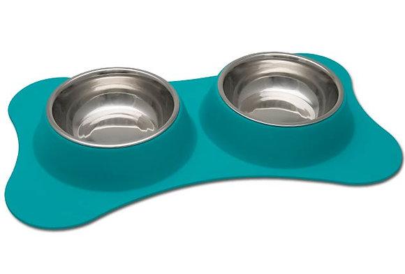 Loving Pets Dolce Flex Diners - Robin's Egg 8oz