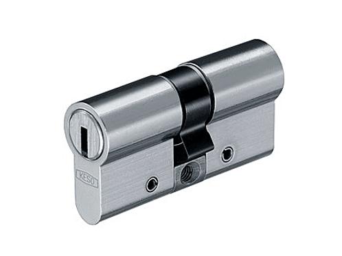 KESO 8000S Schließzylinder + Codekarte 3 Schlüssel