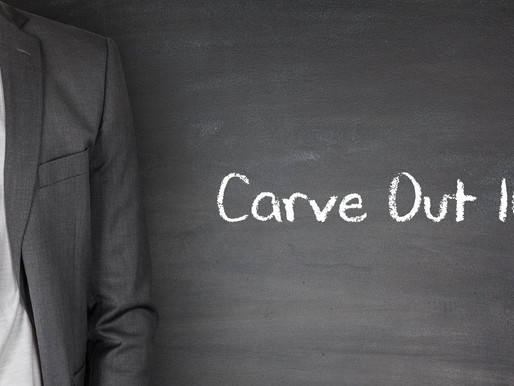 Mastering the Modern Carve-Out