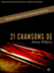 Recueil de 21 tablatures - Johnny Hallyd