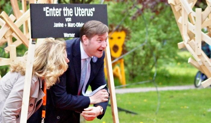Enter the Uterus