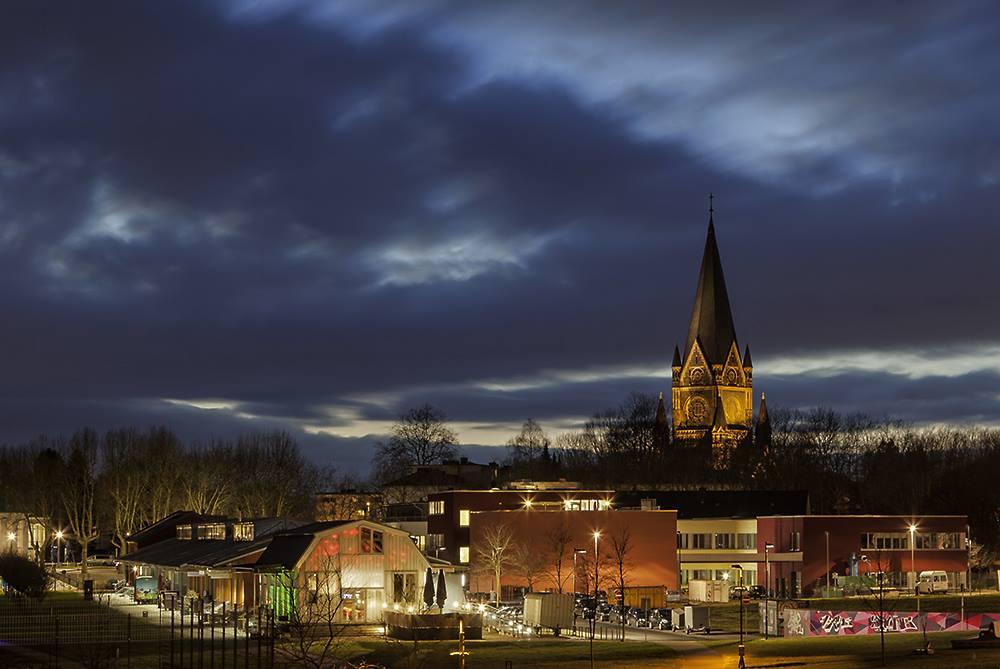 Südpark by Night