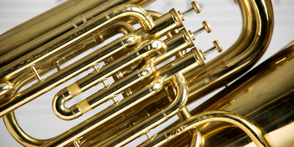 Musical Explorers: The Tremendous Tuba Friday