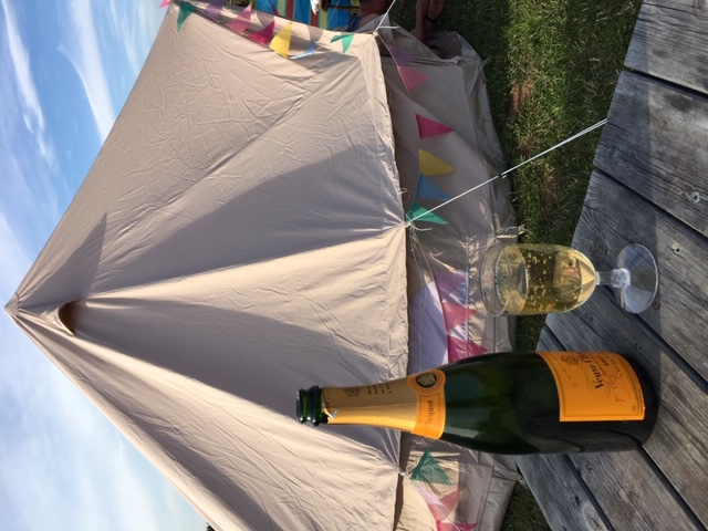 Glamping Bell Tent Canvas Camping