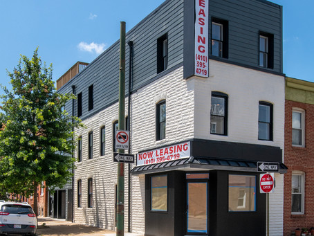 Iconic Builders Changes Federal Hill